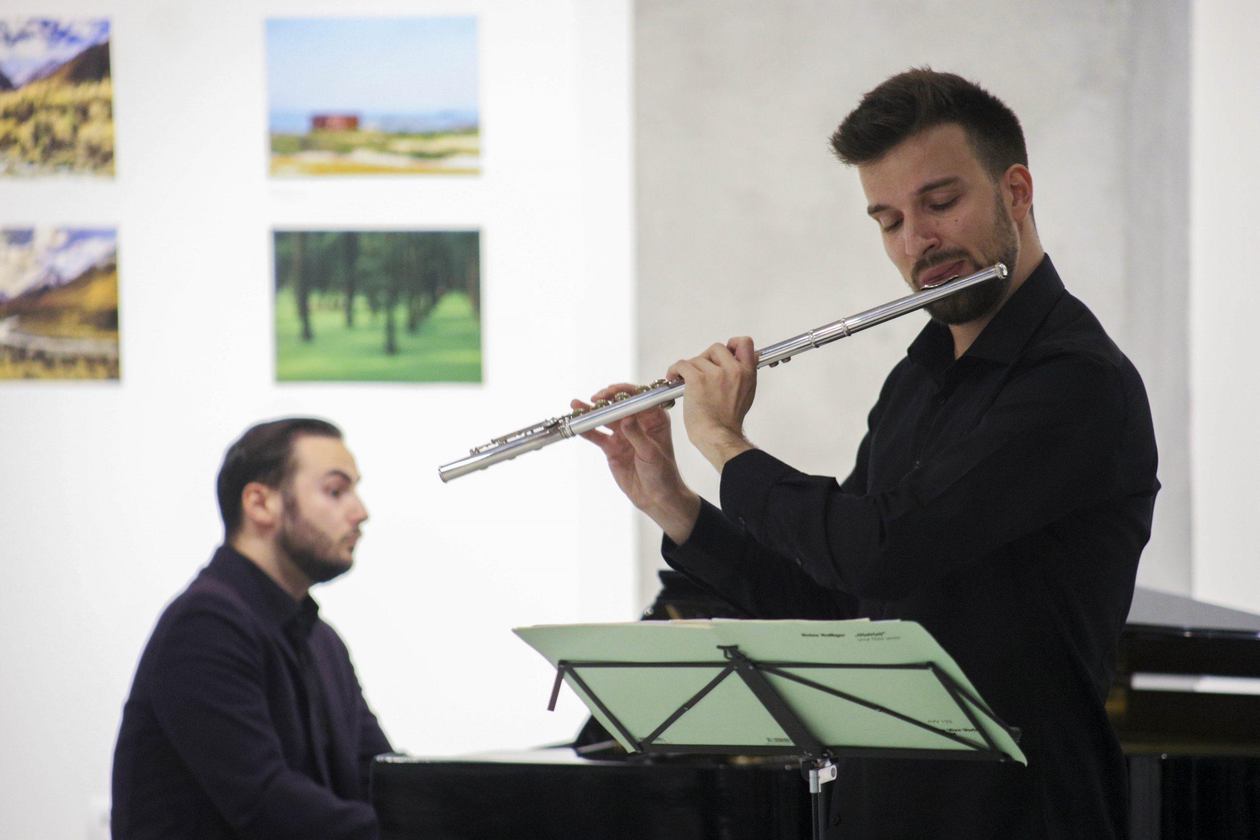 'Flute & Piano'