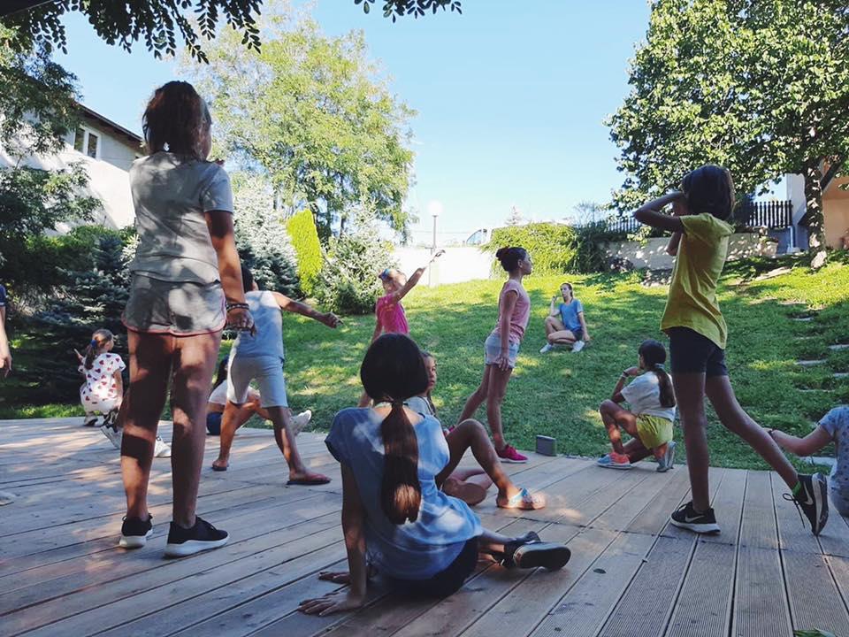 Radionice kreativnog plesa za decu
